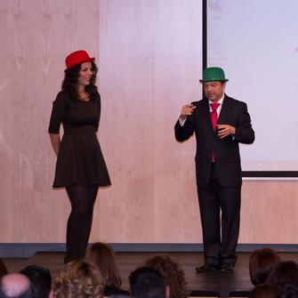 Acto X Aniversario Club Tecnológico Tixe. Participación de David Blanco.