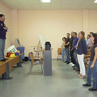 "Taller ""6 Sombreros para la Comunicación"". Octubre 2012."