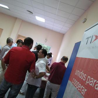 Ciclo de Desayunos de Entrenamiento Empresarial. Año 2012.