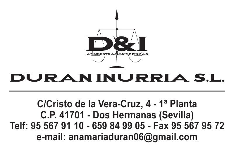 Durán Inurria, S.L